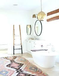 palm tree bath set palm tree bath rugs inspiring bathroom rugs navy palm tree black frame rounded mirror white basin