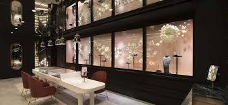 Indian Jewellery Shop Design Acclaimed Indian Jeweller Nirav Modi Opens The Doors To A