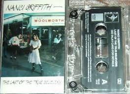 Nanci Griffith Last of The True Believers Rounder Europa Reuc1013 Cassette  Album for sale online | eBay
