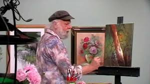 the beauty of oil painting behind the scenes episode 6 woodland scene you