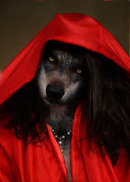Image result for big bad wolf red riding hood