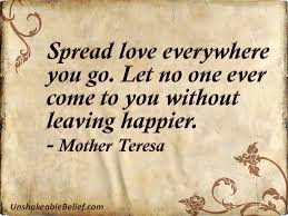 Mother Teresa Quotes On Love Gorgeous Best Mother Teresa Quotes Life Quotes IYUme Love Is Mater