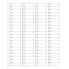 80 Labels Per Sheet Template 80 Label Template 1 2 X 1 3 4 Label Template Avery 80 Label Template