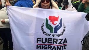 Organismo Fuerza Migrante lanza campaña para ayudar a indocumentados