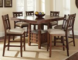 dining room luxurious 42 inch high dining table public white cb2 at from impressing 42