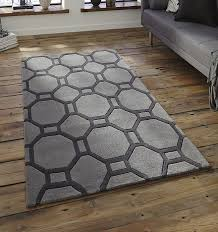 geometric grey rug tap to expand