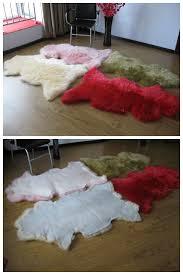 carpet for sale. 100%woolmark rugs sheepskin rug fur carpet for sale