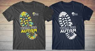 Autism Shirt Designs Annual Therapy And Beyond Autism Walk Shirt 95 T Shirt