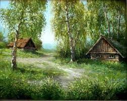 Ностальгия по деревне. Текст песни ~ Песни (Авторская песня)