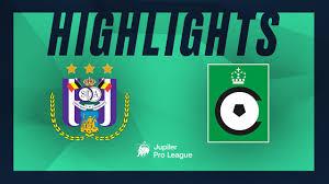 RSC Anderlecht - Cercle Brugge hoogtepunten - YouTube