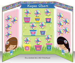 Kaper Charts For Girl Scouts Template Daisy Girl Scout Kaper Chart Instant Download Editable