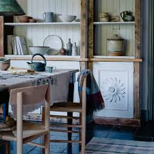 Rustic Farmhouse Kitchen Rustic Kitchen In Large Scottish Farmhouse Style Home