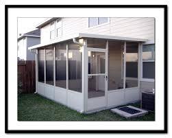 aluminum patio enclosures. Enclosed Patio Room . Aluminum Enclosures