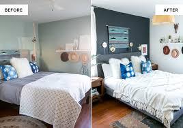 Bedroom makeover with Casper