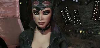 update catwoman playable in batman arkham city