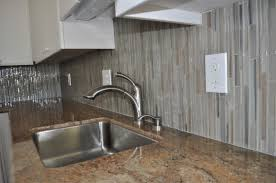 stunning glass tile backsplash clearance kitchen tiles contemporary