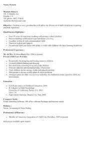 resume for nanny position professional resume help professional resume  writing services resume template for nanny job