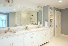 White And Gray Bathroom Vanity White Bathroom Vanities Cabinets