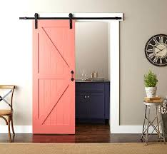 home depot barn door interior easy barn door paint and install the home depot blog vast