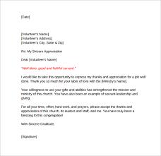 letter for volunteers volunteer appreciation letter sample fotolip
