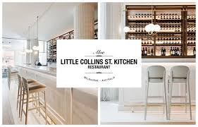 Kitchen Melbourne Little Collins St Kitchen Billiani