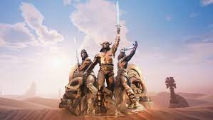 Conan Exiles - Riddle of Steel DLC Pack Now Available on PC - Steam News