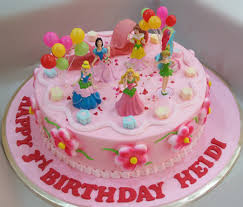 Princess Cake Design Sweet Moments Of Life