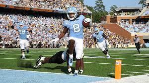 Michael Carter - Football - University of North Carolina Athletics
