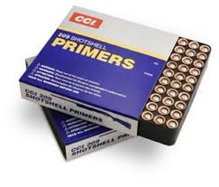 Shotshell Primer Substitution Chart Cci 209 Primers 1000 Box Ballisticproducts Com