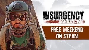 Insurgency Sandstorm Free Weekend On Steam