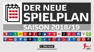 Vfb will be at home to newly promoted spvgg greuther fürth for the first matchday of the 2021/22 bundesliga season. Spielplan Der Bundesliga Saison 2018 19 Als Pdf Und Ics Datei