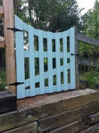 Small Picture Garden Gate Via Pallet Boards Hometalk
