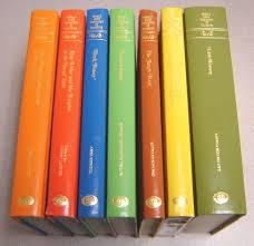 world book treasury of classics 7 volume set jungle book little women
