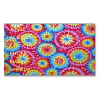 tie dye business cards hippie business cards business card printing zazzle uk