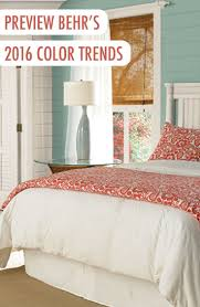 Create the perfect background to your relaxing bedroom oasis with BEHR  paint in Modern Mint.