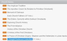 Comparison Chart Dwight Pentecost Logos Bible Software Forums