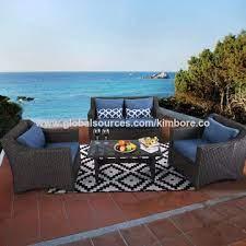 wicker sofa seat wicker patio furniture set
