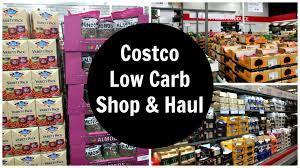 costco low carb ping list keto