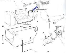 kitchen aid ice maker manual ice maker ice machine repair under counter fridge refrigeration ice machine