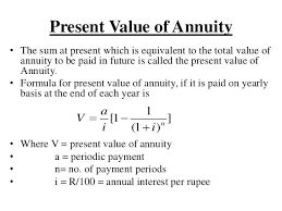 Present Value Of An Annuity Formula Mozo Carpentersdaughter Co