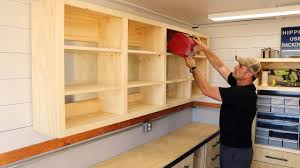 shelving using french cleats easy how to