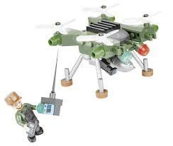 Купить <b>конструктор</b> пластиковый <b>COBI Боевой дрон</b> Stealth ...