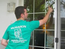 A Window Washing McMahon