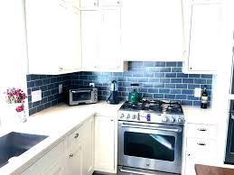kitchen blue glass backsplash. Sea Glass Kitchen Backsplash Tile Amazing  White . Blue R
