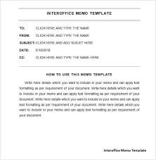 17 Free Interoffice Memo Templates In Word Excel Pdf Formats