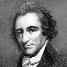 thomas paine journalist inventor biography