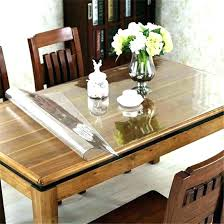 glass dining table protector hard plastic table protector table top round protector covers dining glass dining