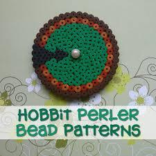 Perler Bead Pattern Best Patterns For Hobbit Perler Beads