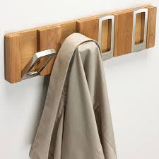 Flip Hook Coat Rack