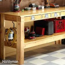Getting Handy With The Step2 Home Depot Handyman Workbench Work Benches Home Depot